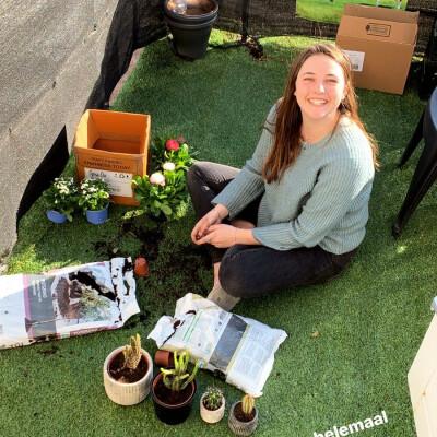 Maud zoekt een Appartement in Nijmegen